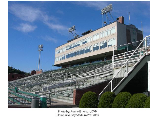 Ohio University Stadium